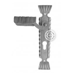Kľučka so štítom ST16L