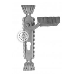 Kľučka so štítom ST16P
