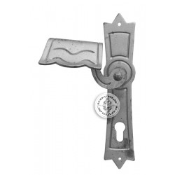 Kľučka so štítom ST17L