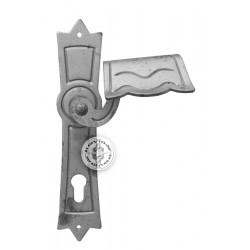 Kľučka so štítom ST17P