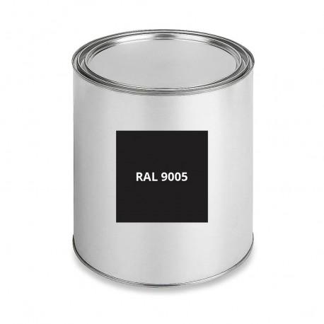 Čierna farba na zinok 1 kg